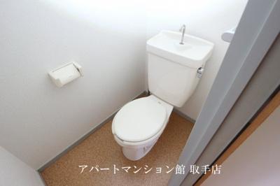 【トイレ】サンハイツM