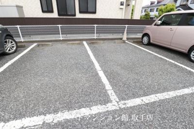 【駐車場】サンハイツM