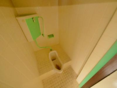 【トイレ】上田ビル(三島町)