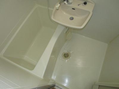 【浴室】ハイエストキャッスルマンション