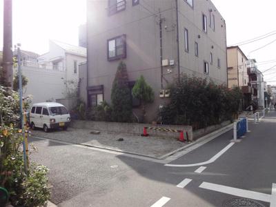 【外観】新谷駐車場