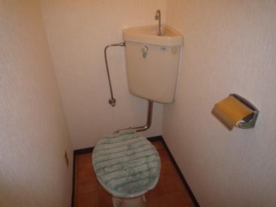 【トイレ】シティライフ美馬