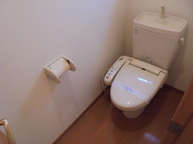 清州岡本ワンルーム トイレ
