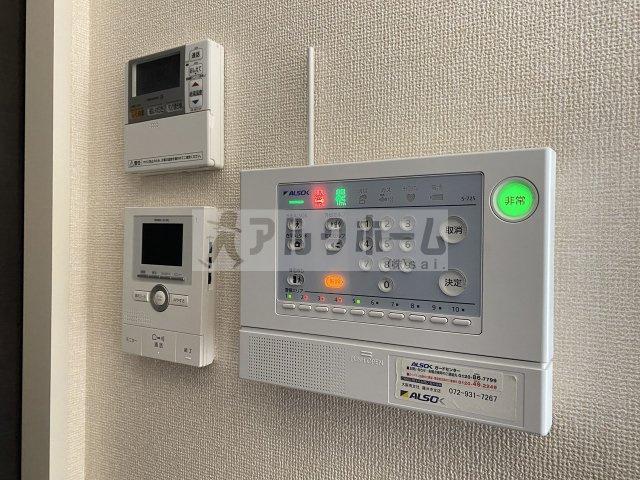 メルベール 浴室