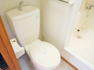 【トイレ】レオパレスおもひで