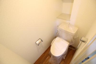 【トイレ】ハーモニープラザ