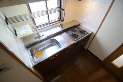 【キッチン】ホームAS