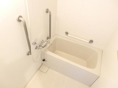 【浴室】ワインベール新長田