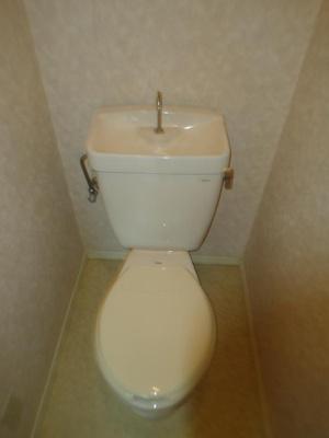 【トイレ】ヴェッセル須磨 A棟