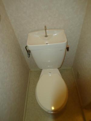 【トイレ】ヴェッセル須磨 B棟