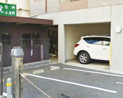 アビターレ春吉(1LDK) 駐車場