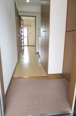 【玄関】アビターレ薬院南