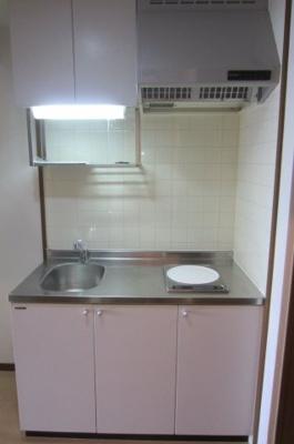 アビターレ薬院南(1K) キッチン