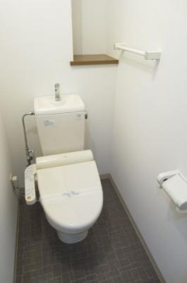 アビターレ薬院南(1K) トイレ