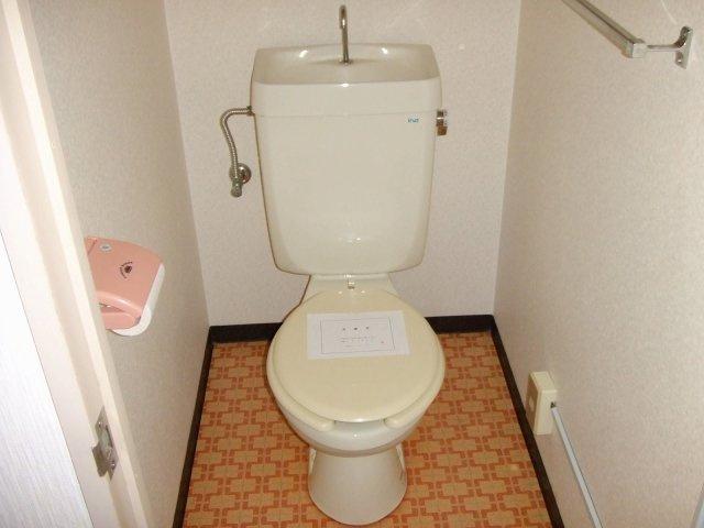 メゾン上市 トイレ