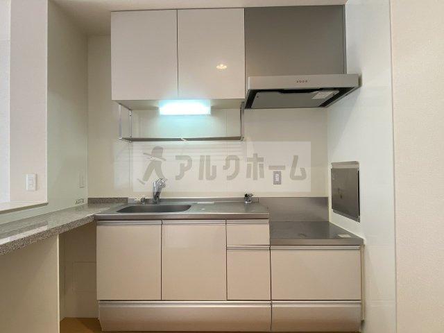 コージーコート法善寺 キッチン