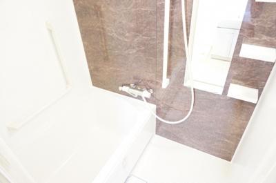 【浴室】ラ ルーチェ新長田