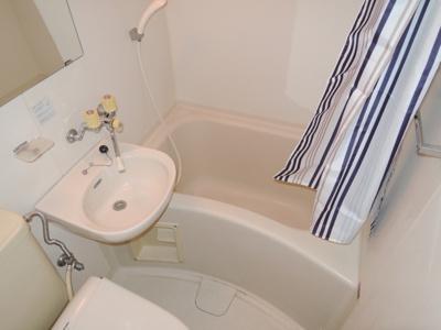 【浴室】フラットフクハラ