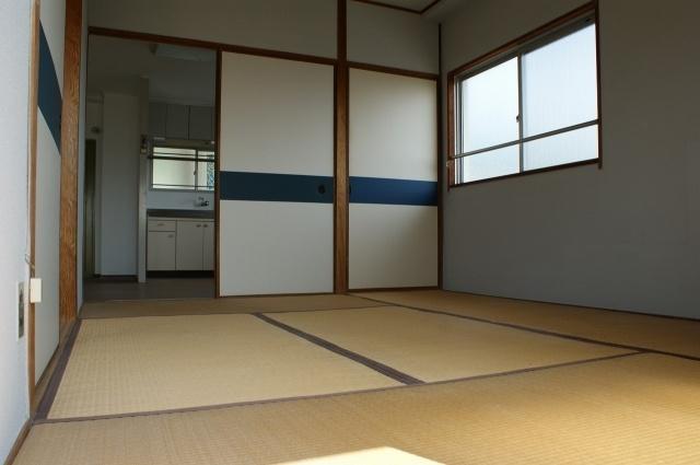 【和室】田中ハイツ