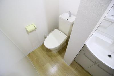 【トイレ】BELLTREE板宿SOUSTH