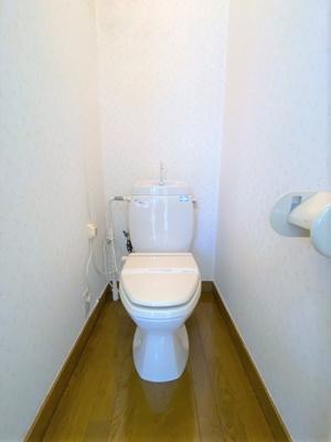 【トイレ】メゾンSⅡ