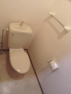 【トイレ】北野マンション