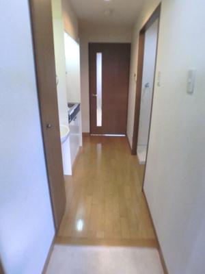 【玄関】北野マンション