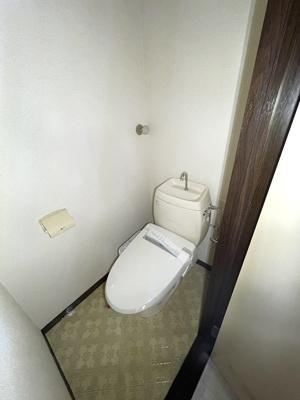 【トイレ】スプランドゥール清水町