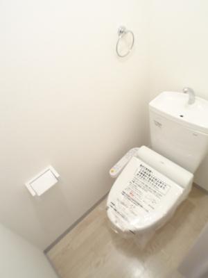 【トイレ】板宿リッチライフ