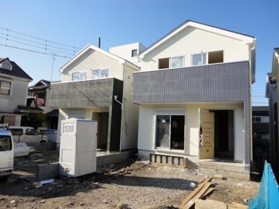 【外観】さいたま市桜区白鍬新築分譲住宅全4棟