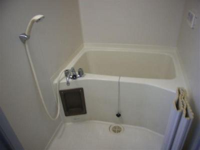 【浴室】ラカーサⅡ