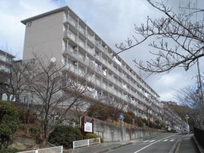 【外観】中山五月台住宅13号