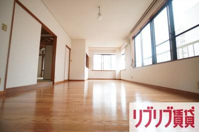 【居間・リビング】安田ビル
