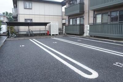 【駐車場】ラ・グラシューズ Ⅱ