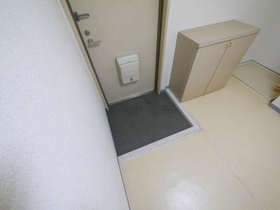あしもとのみやすい 階段です