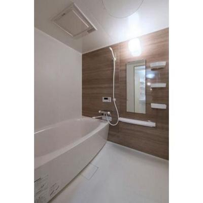 【浴室】BJガーデン室見