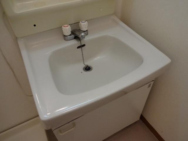 グレースリバー 独立洗面台