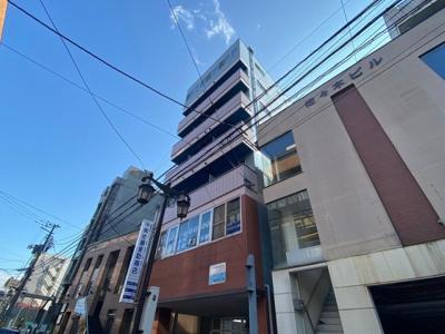 【外観】フィットネスマンション マルサン