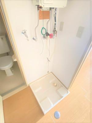 【洗面所】フィットネスマンション マルサン