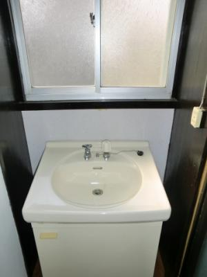 【独立洗面台】東長岡町秋山様一戸建て