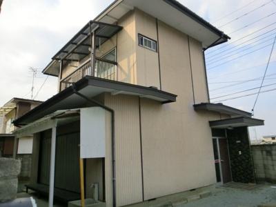 【外観】東長岡町秋山様一戸建て
