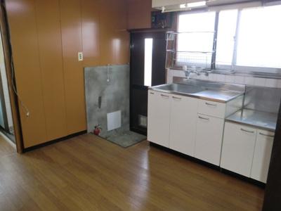 【キッチン】東長岡町秋山様一戸建て
