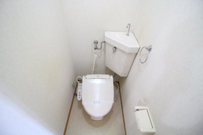 【トイレ】メゾネット五位ノ池