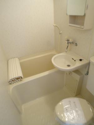 【浴室】石井ハイツ