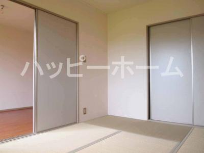 【寝室】シャトーKANAHO