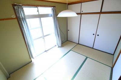【和室】須磨寺ハイツ 東棟