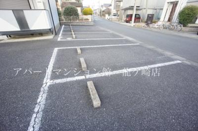 【駐車場】クレスト藤ヶ丘A