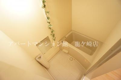 【浴室】クレスト藤ヶ丘A