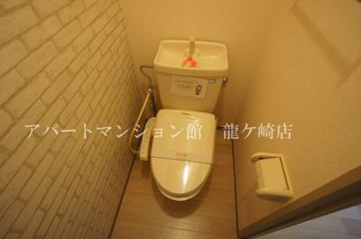 【トイレ】クレスト藤ヶ丘A