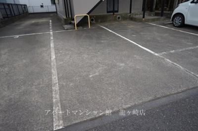 【駐車場】プランドール白羽